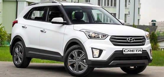 Lançamento Hyundai Creta HMB