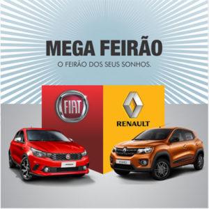 Mega Feirão Fiat Itaim