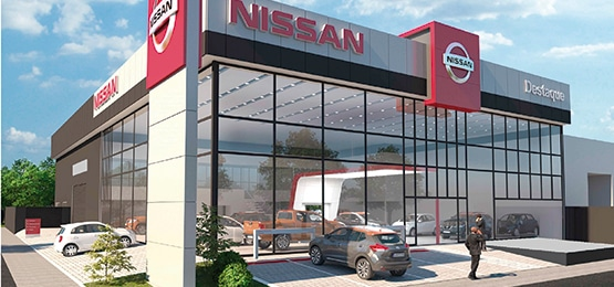 Destaque Nissan anuncia expansão para o Litoral Norte