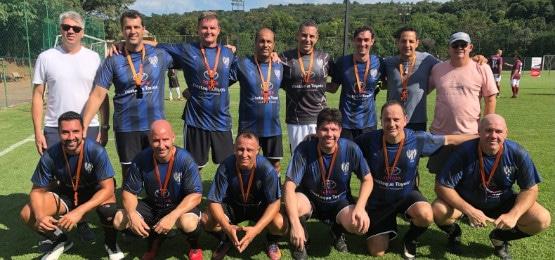 Destaque Toyota presta á evento esportivo campeonato em Valinhos