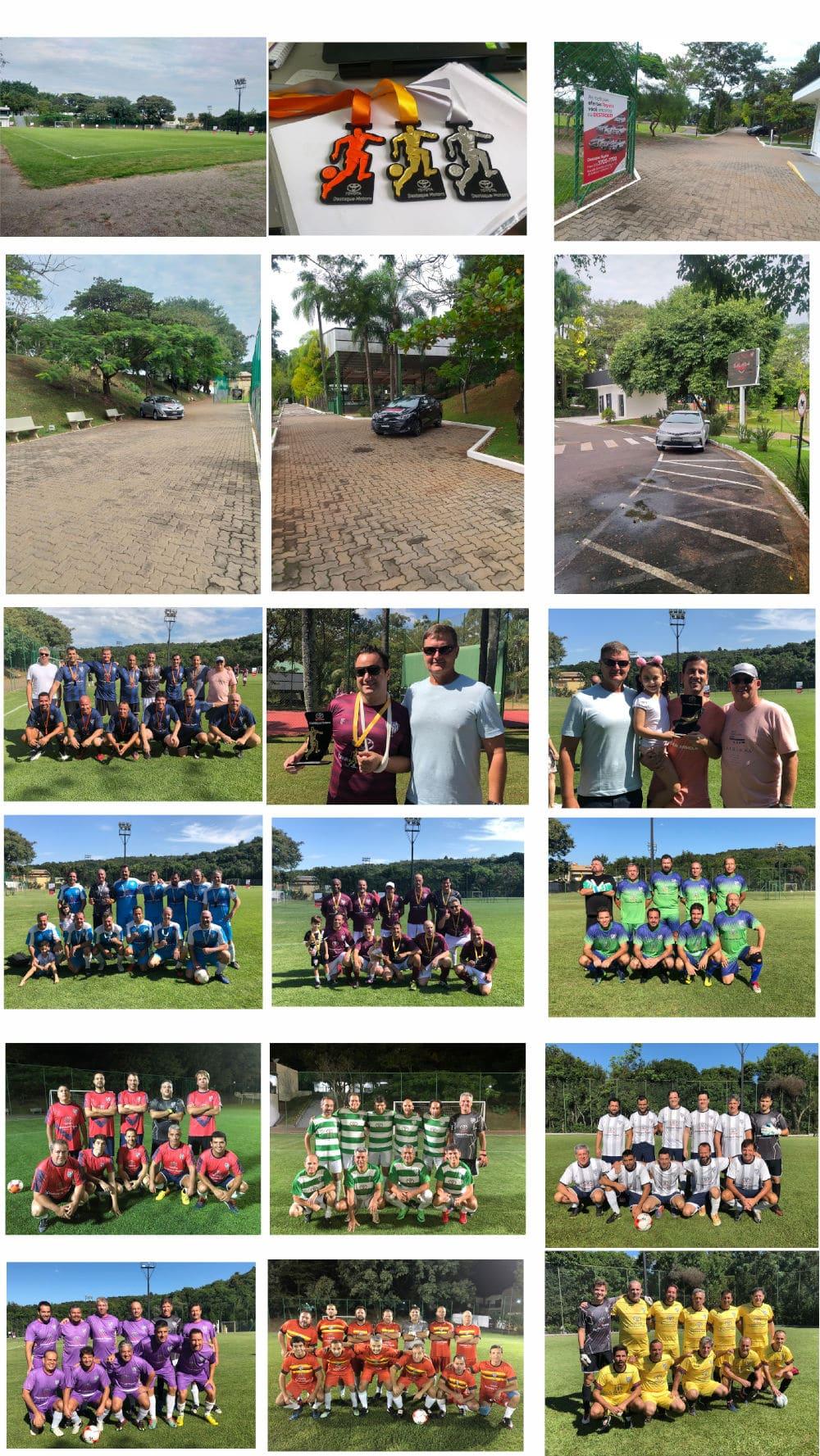 Galeria de imagens evento esportivo Campeonato em Valinhos