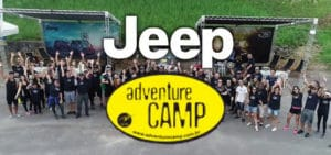 Jeep Adventure Camp 2019