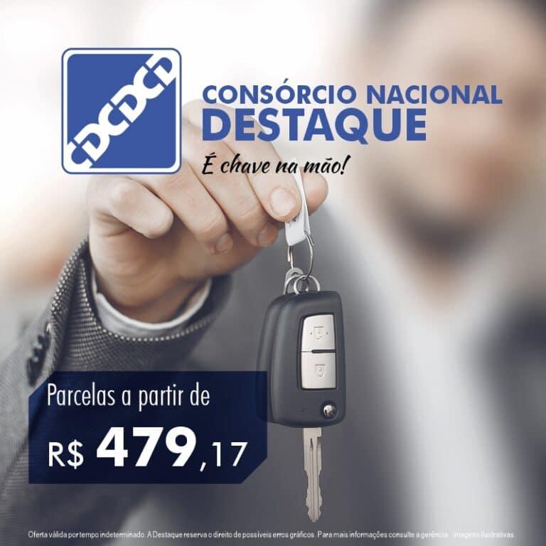 banner Oferta Consórcio Destaque Chave na Mão junho